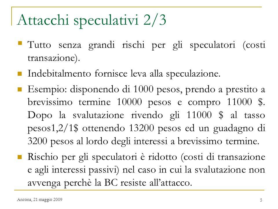 Attacchi speculativi 2/3