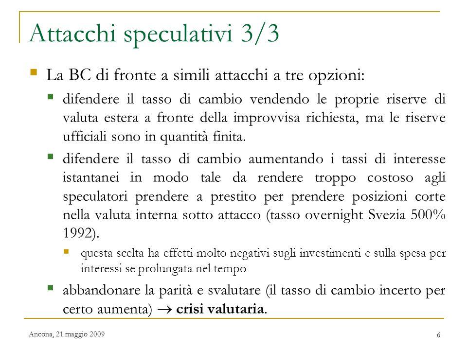 Attacchi speculativi 3/3