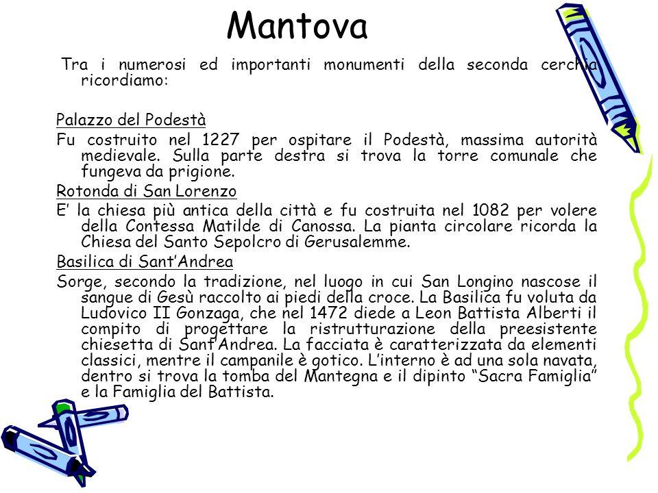 Mantova Palazzo del Podestà