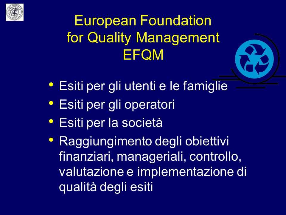 European Foundation for Quality Management EFQM