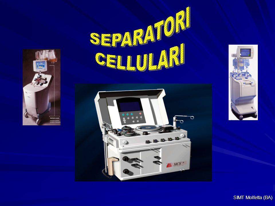 SEPARATORI CELLULARI SIMT Molfetta (BA)