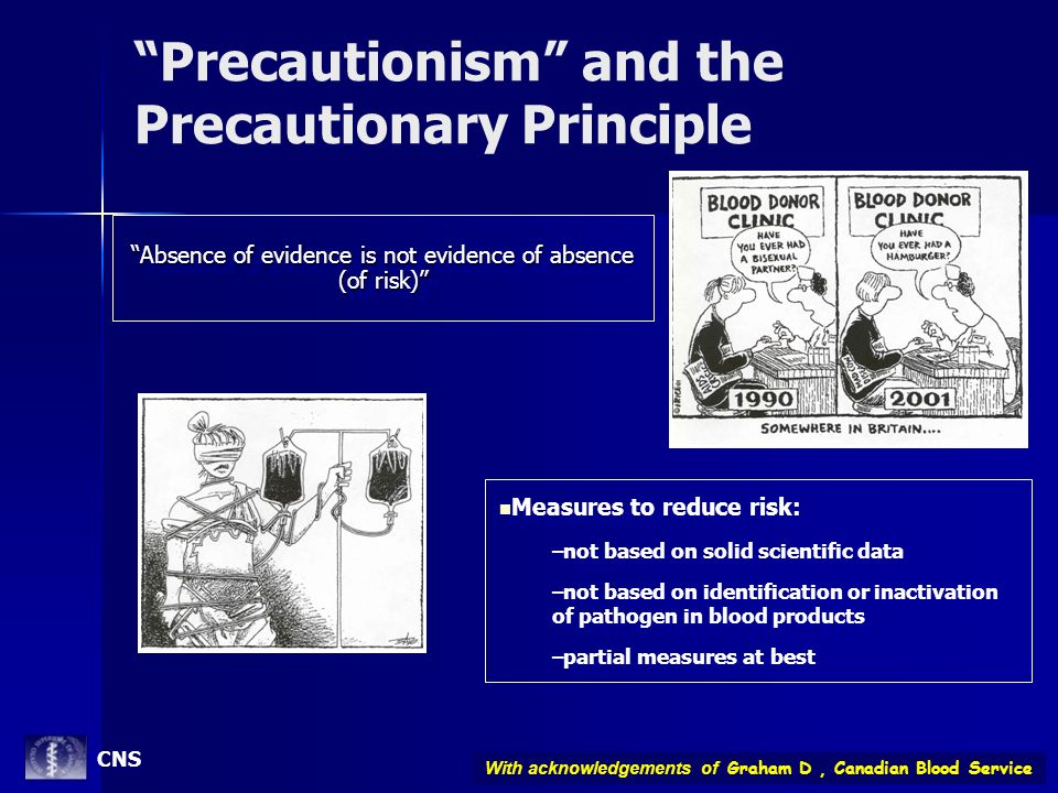 Precautionism and the Precautionary Principle