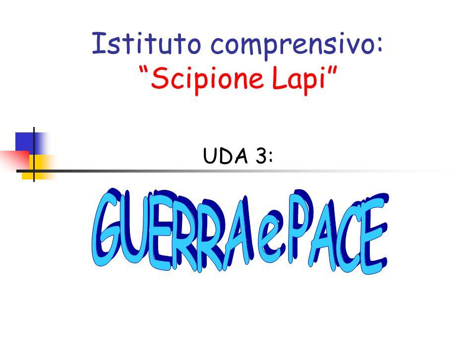 Istituto comprensivo: Scipione Lapi