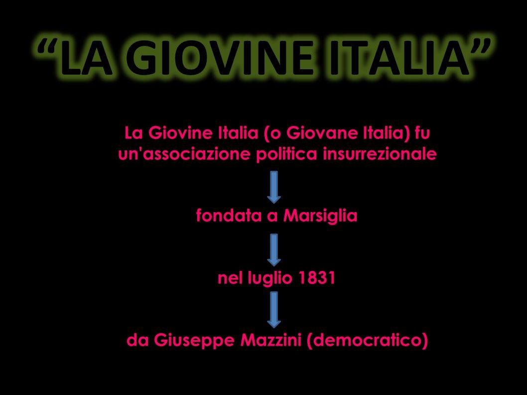 da Giuseppe Mazzini (democratico)