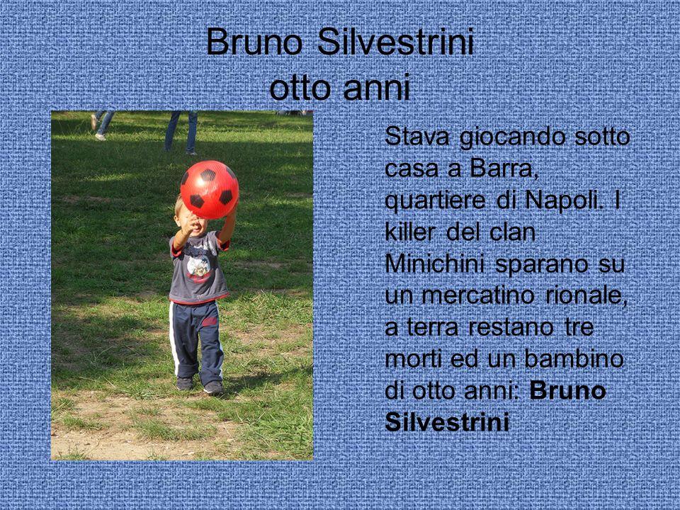 Bruno Silvestrini otto anni