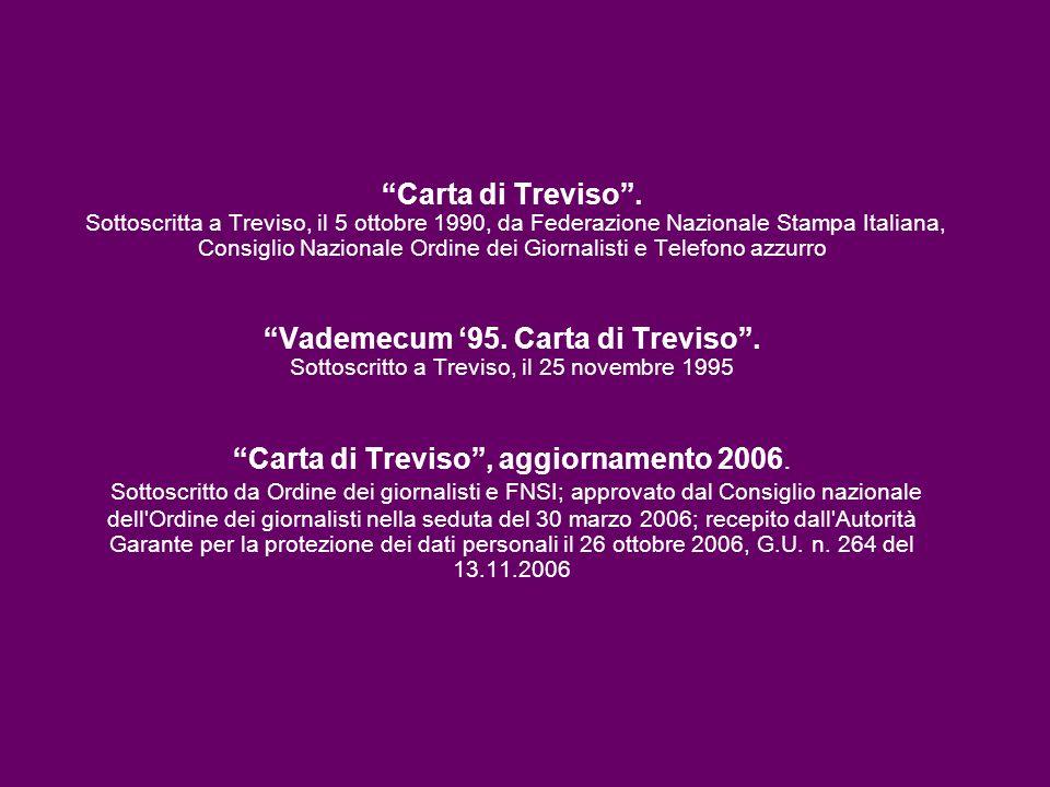 Carta di Treviso .