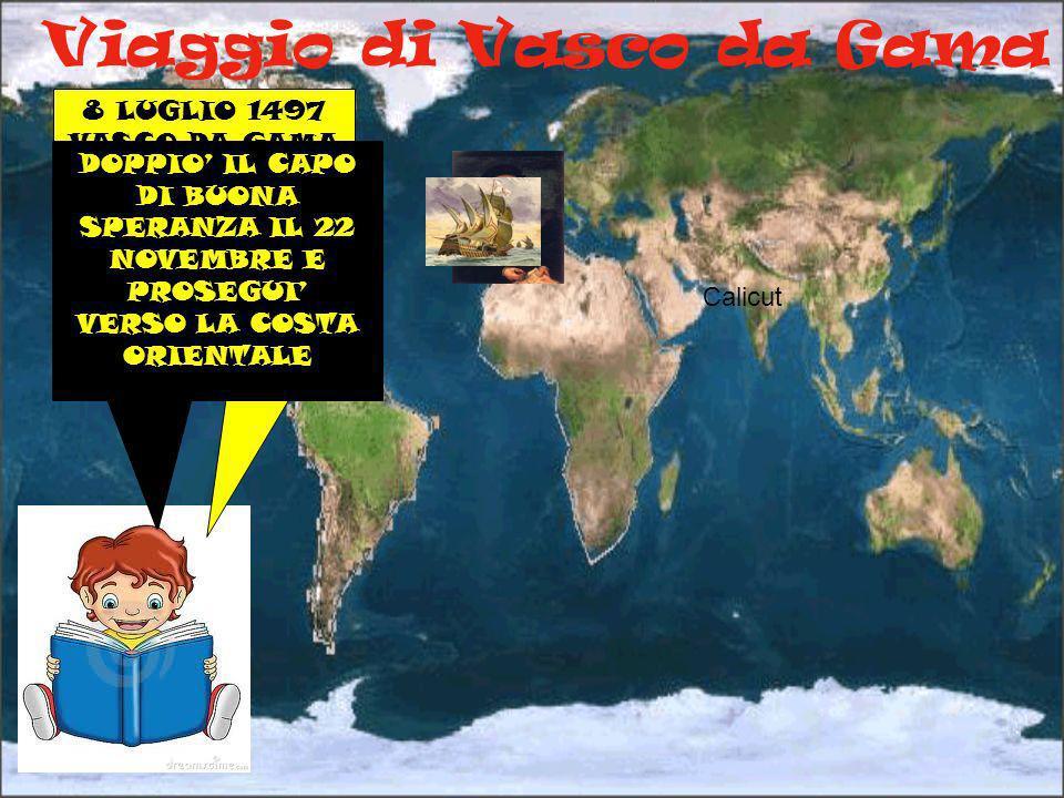Viaggio di Vasco da Gama
