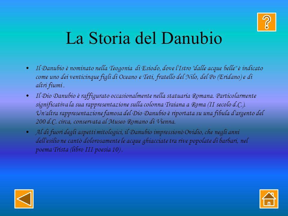 La Storia del Danubio