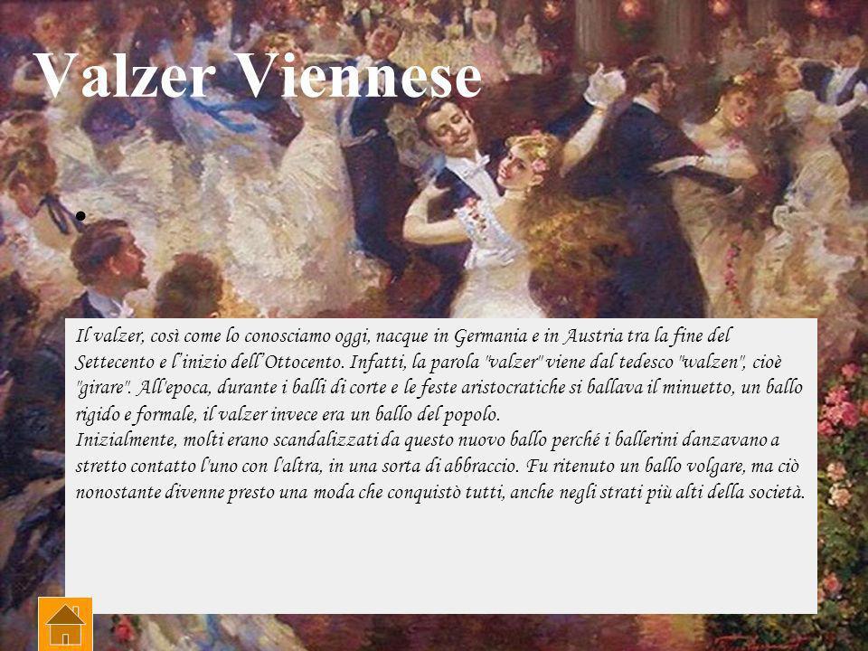 Valzer Viennese