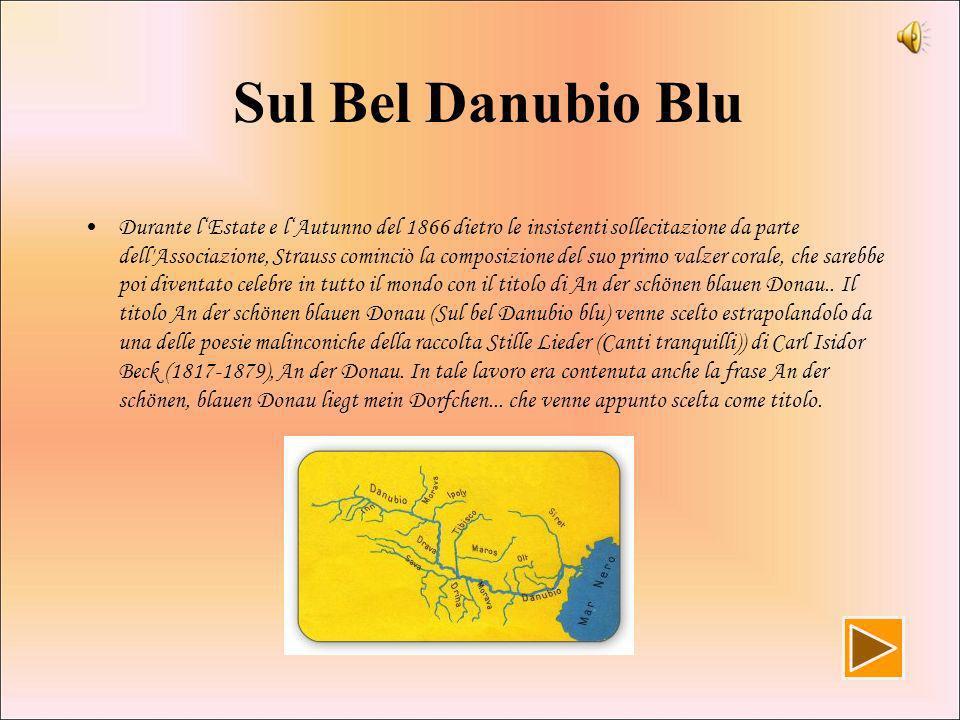 Sul Bel Danubio Blu