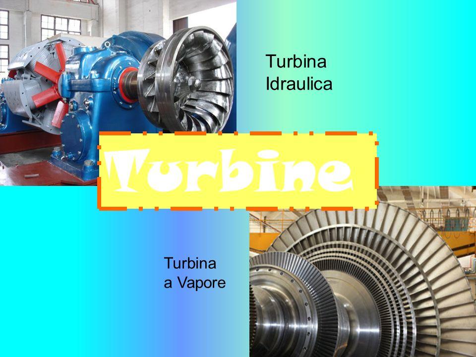 Turbina Idraulica Turbine Turbina a Vapore