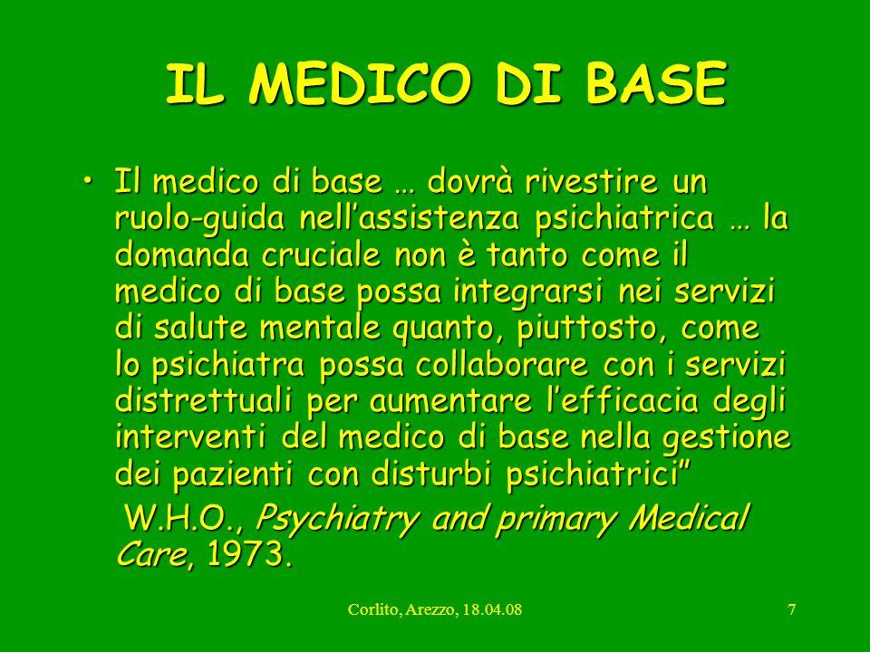 IL MEDICO DI BASE