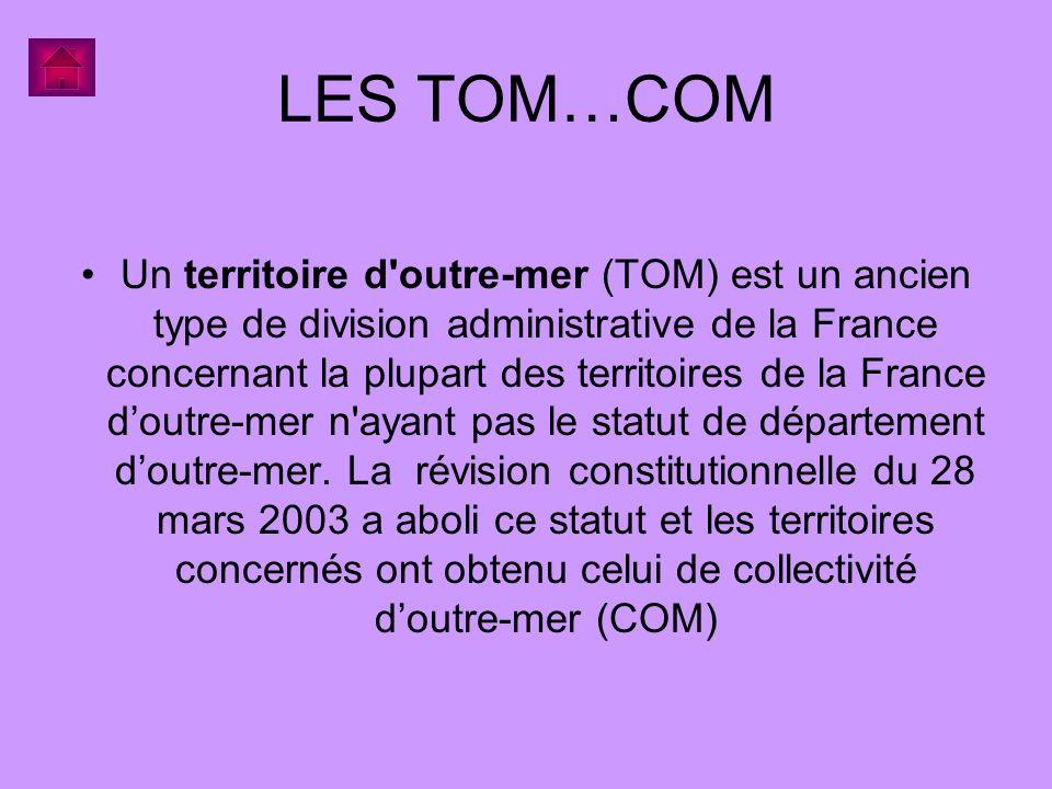 LES TOM…COM