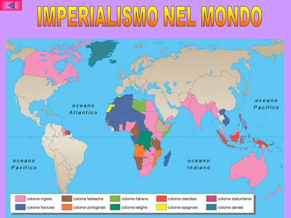 IMPERIALISMO NEL MONDO