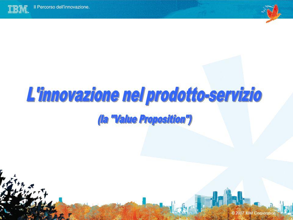 L innovazione nel prodotto-servizio