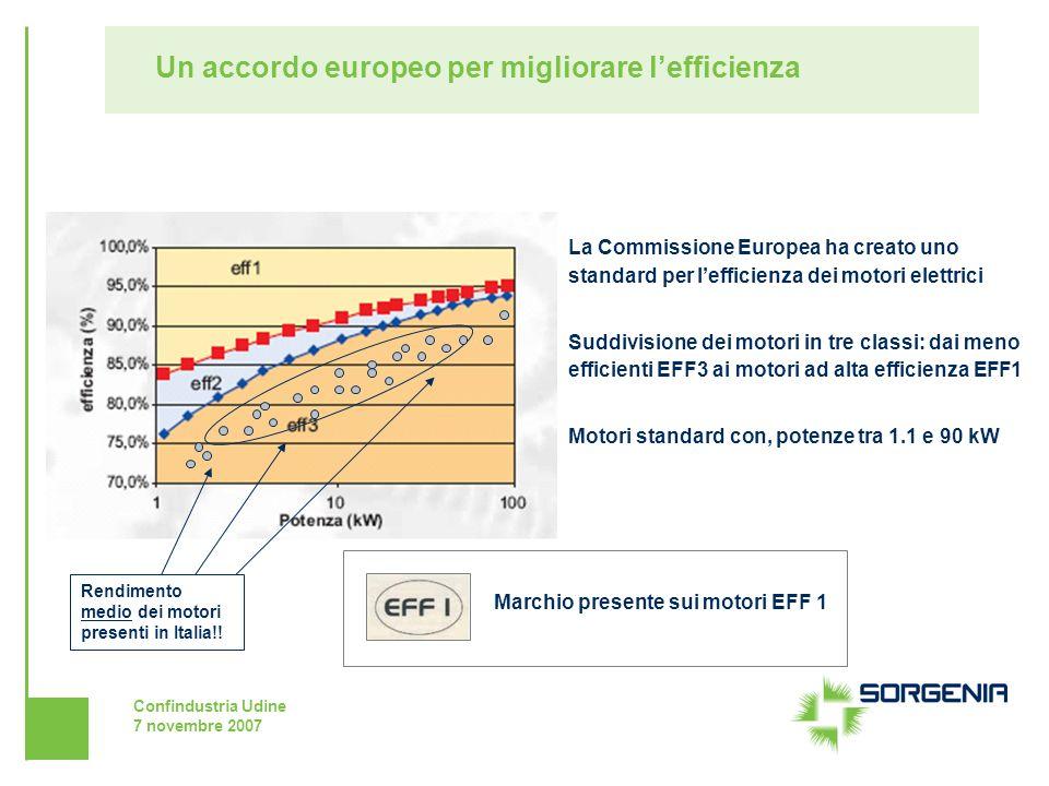 Un accordo europeo per migliorare l'efficienza