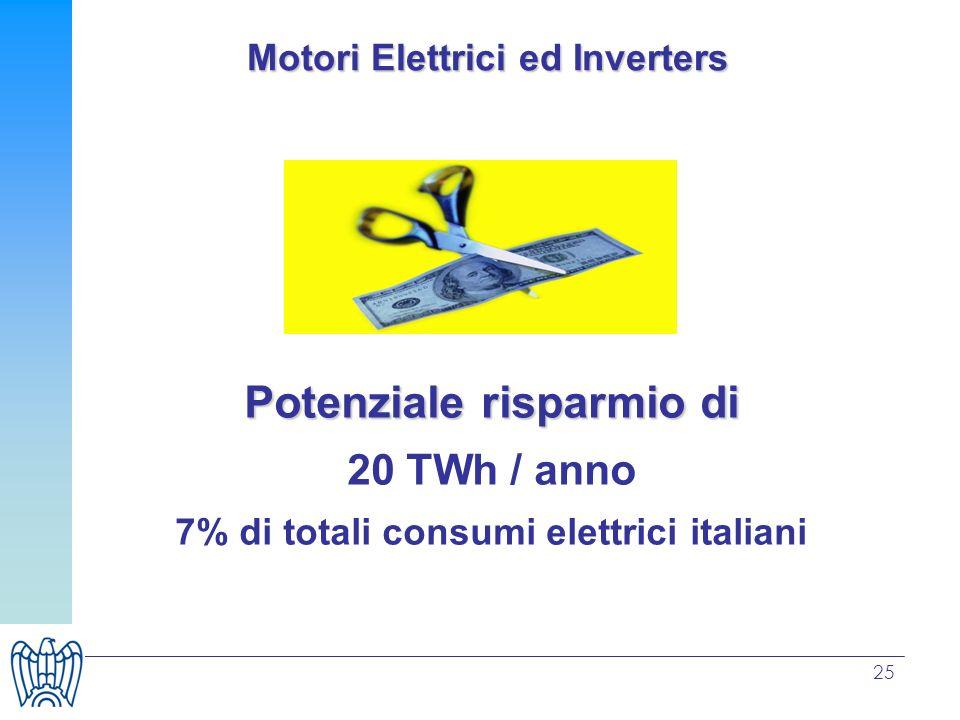 Motori Elettrici ed Inverters