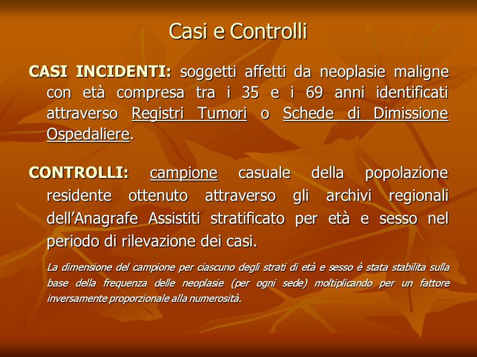 Casi e Controlli