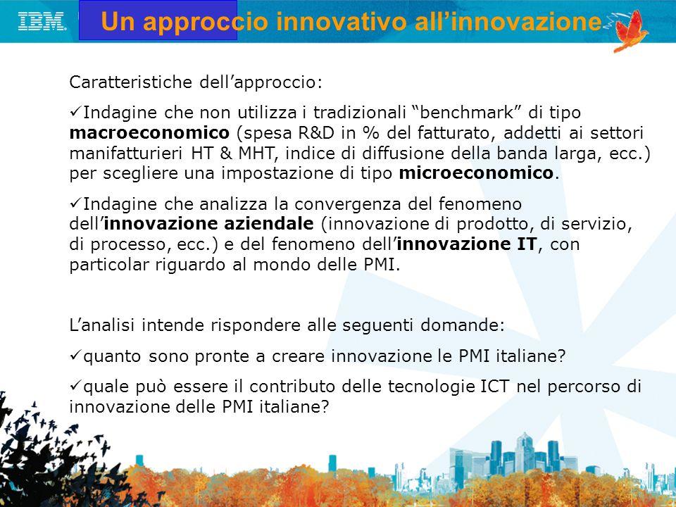 Un approccio innovativo all'innovazione