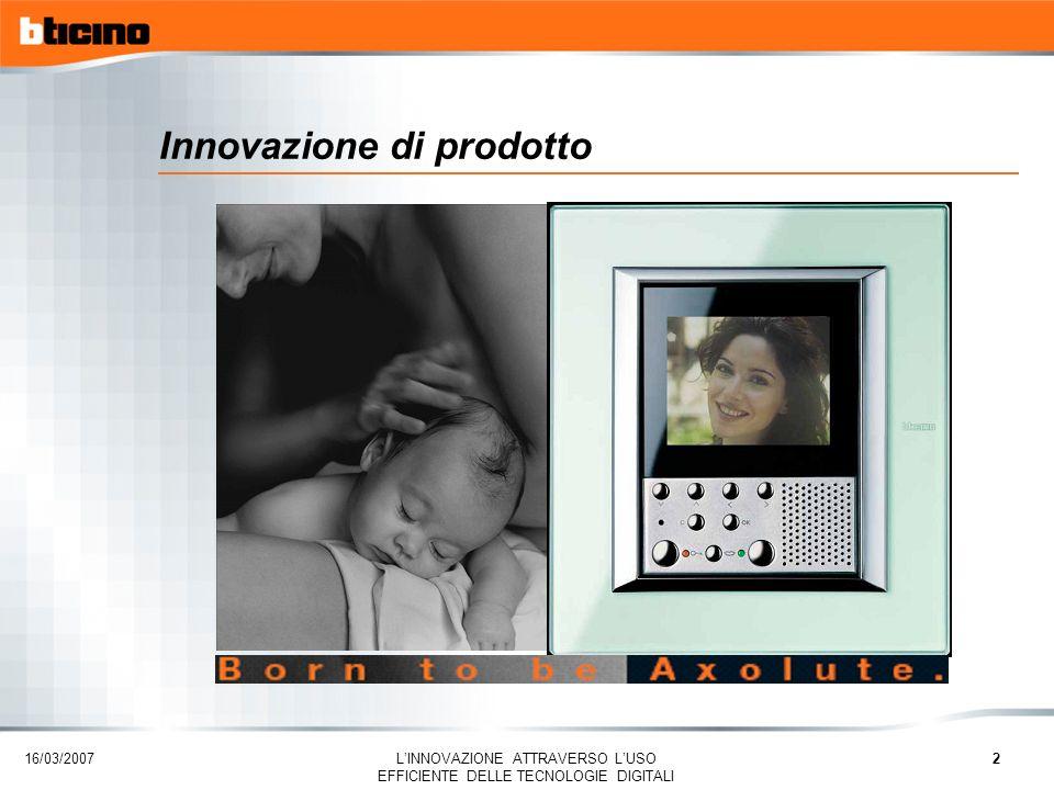 Innovazione di prodotto