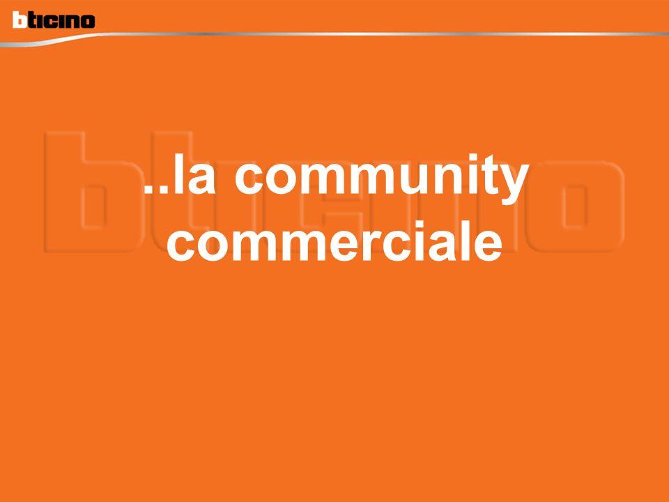 ..la community commerciale