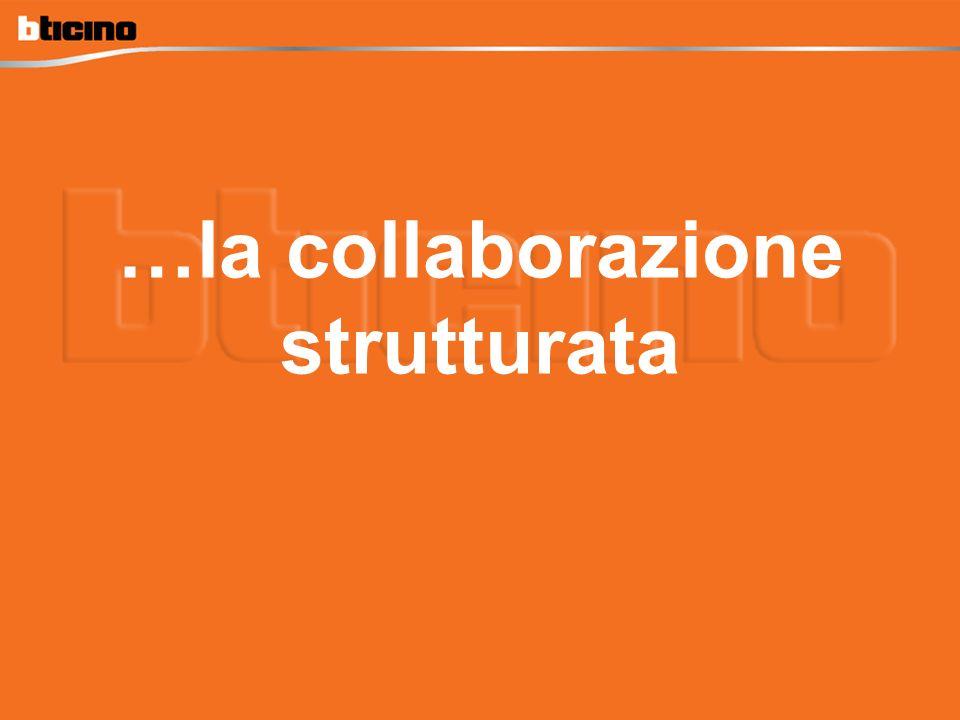 …la collaborazione strutturata