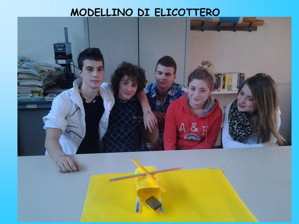 MODELLINO DI ELICOTTERO