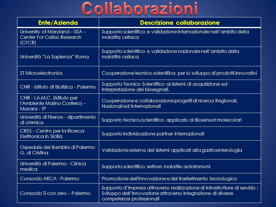 Descrizione collaborazione