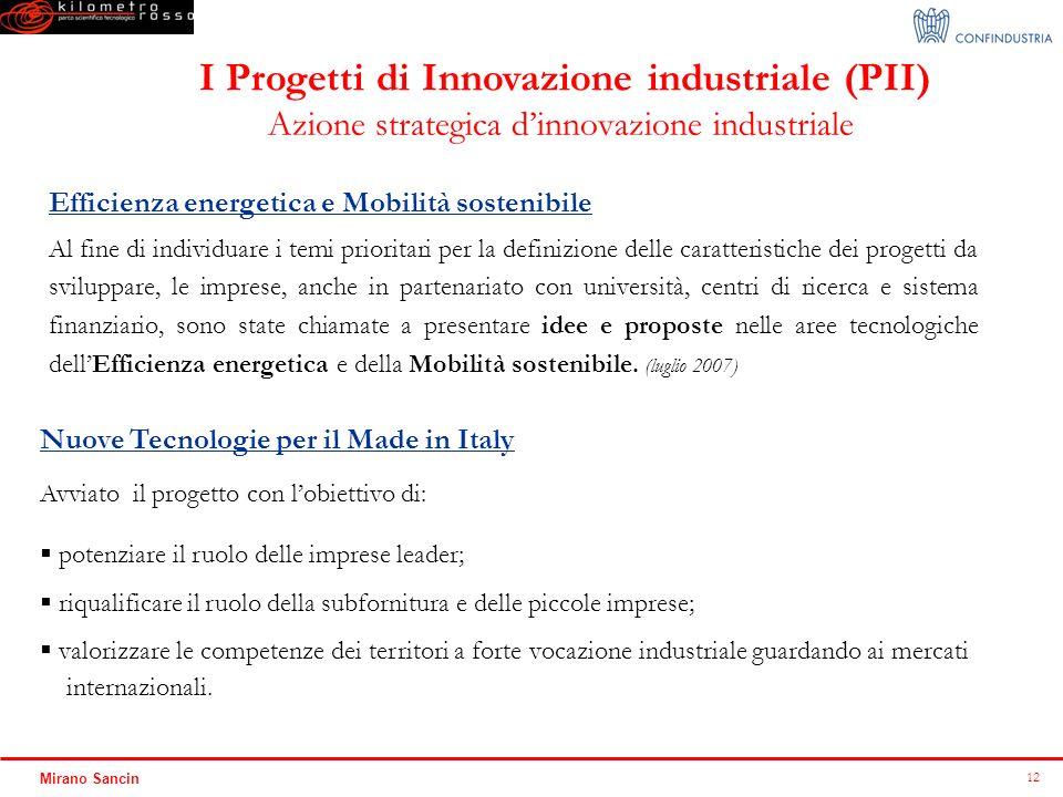 Azione strategica d'innovazione industriale