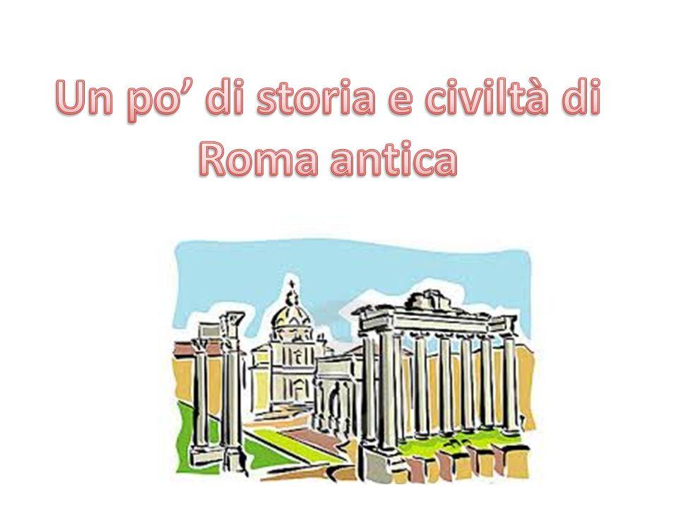Un po' di storia e civiltà di