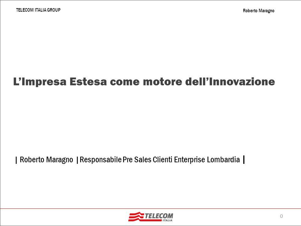 L'Impresa Estesa come motore dell'Innovazione