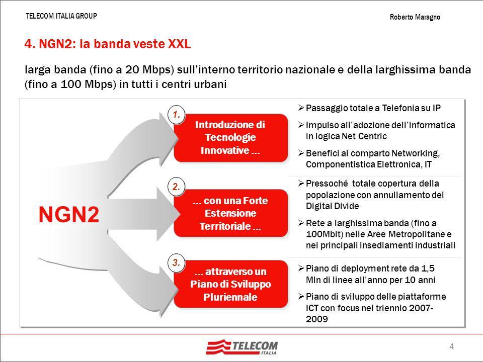 NGN2 4. NGN2: la banda veste XXL
