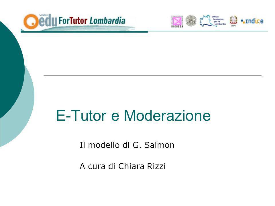 Il modello di G. Salmon A cura di Chiara Rizzi