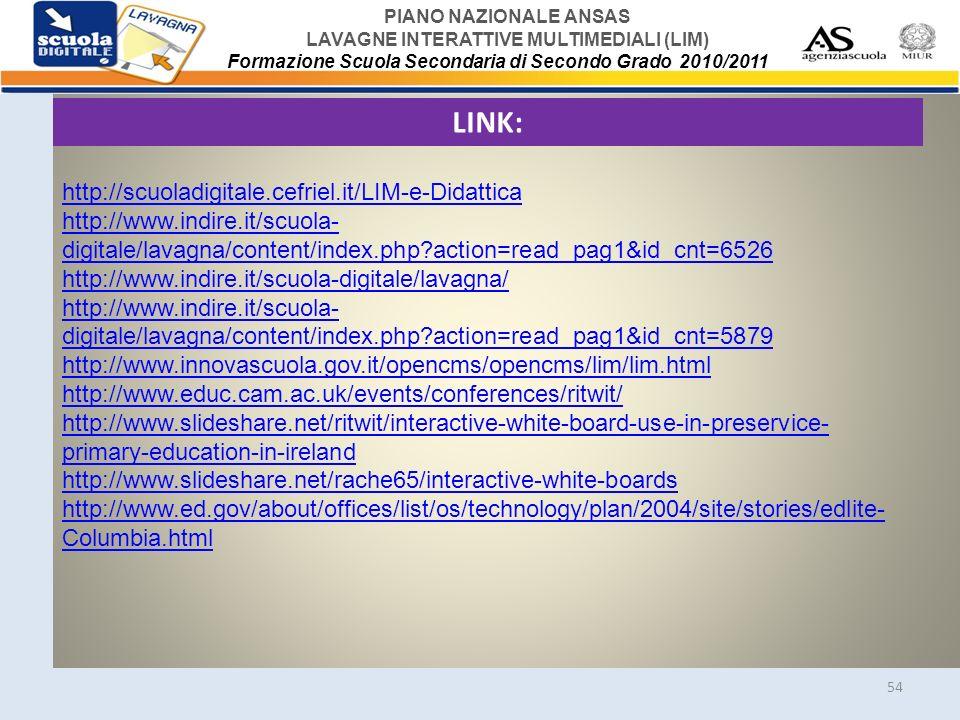 LINK: http://scuoladigitale.cefriel.it/LIM-e-Didattica
