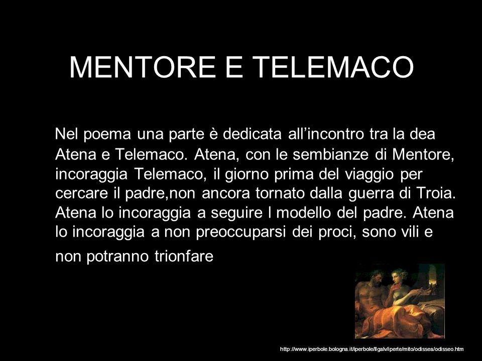 MENTORE E TELEMACO