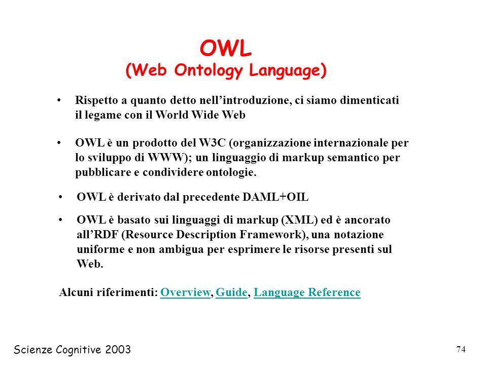 (Web Ontology Language)