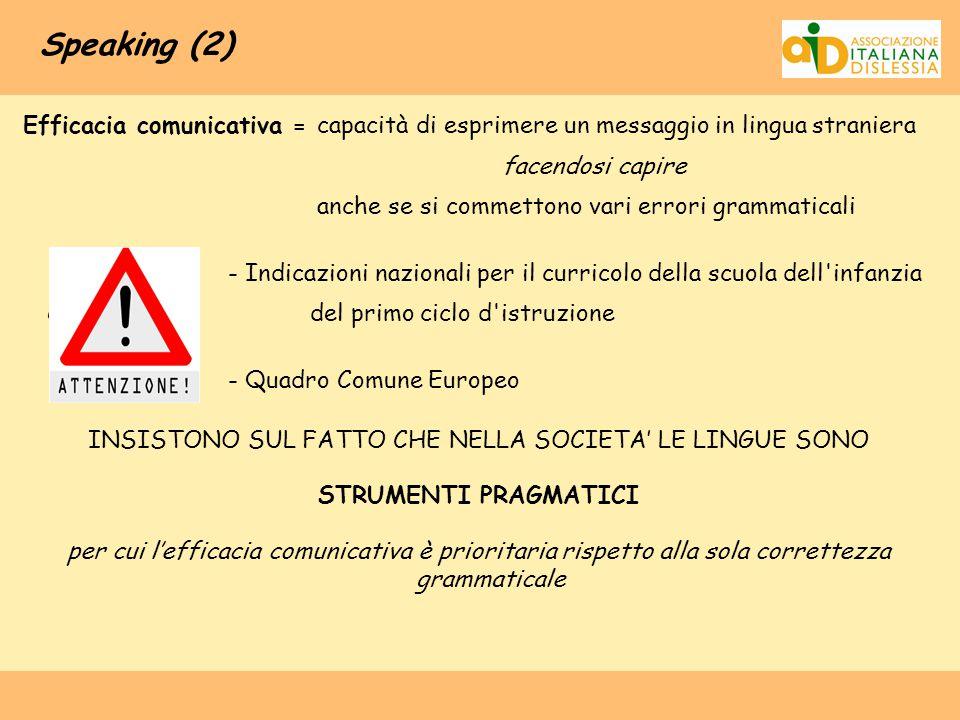Speaking (2)