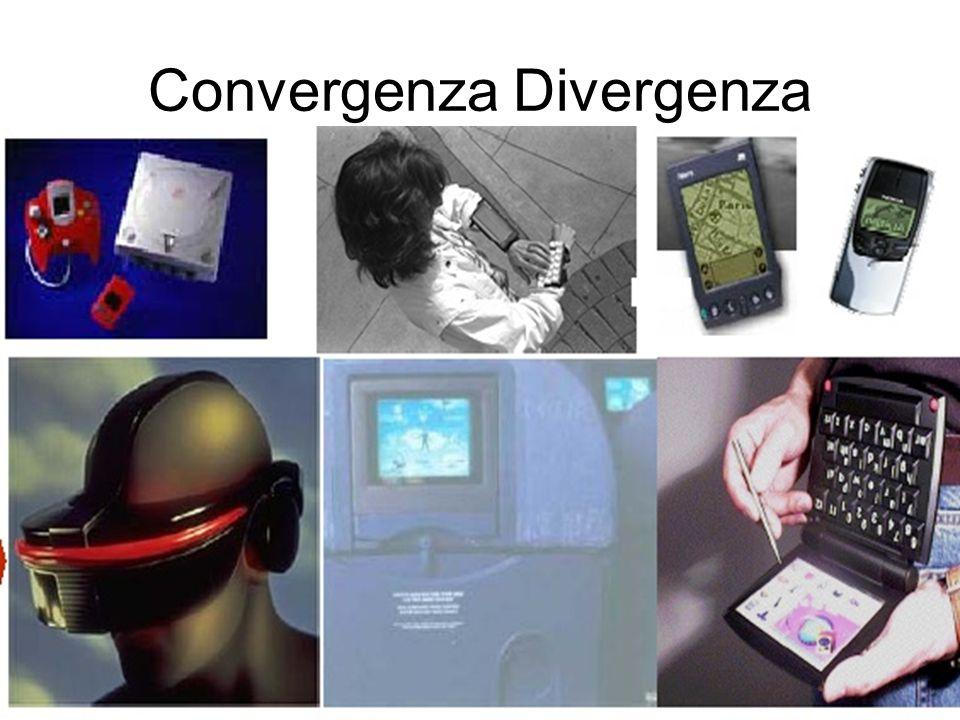 Convergenza Divergenza