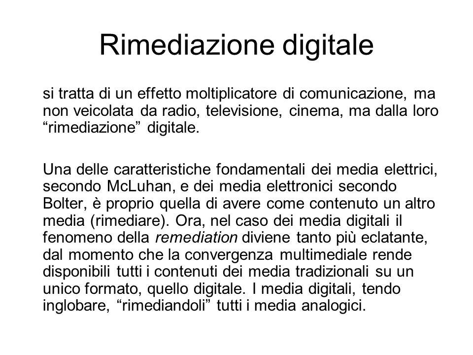 Rimediazione digitale