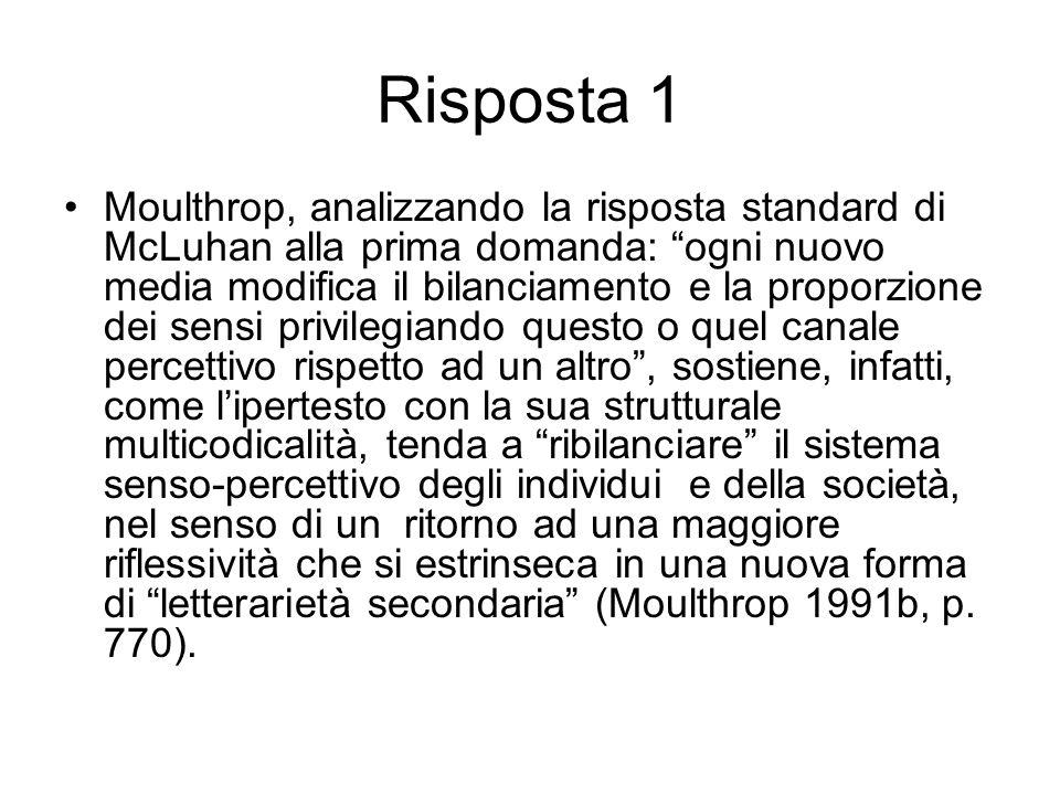 Risposta 1