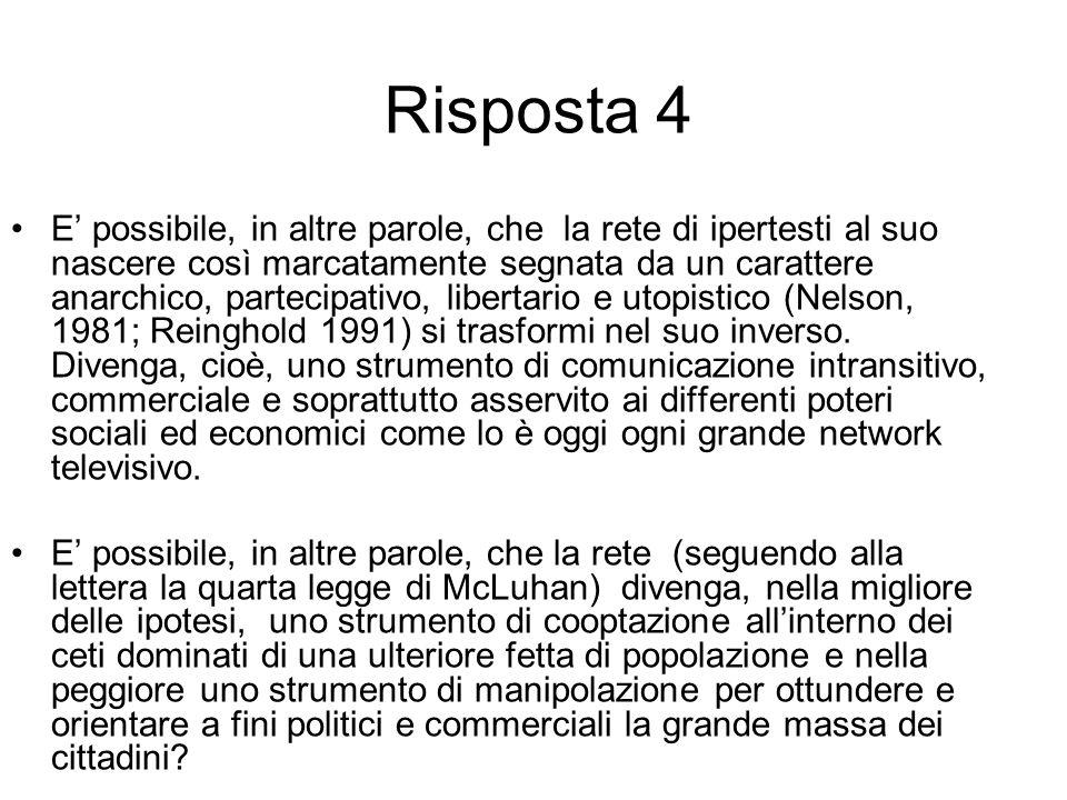 Risposta 4