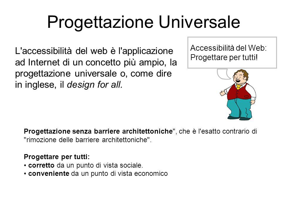 Progettazione Universale