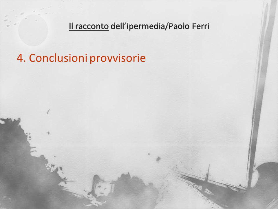 Il racconto dell'Ipermedia/Paolo Ferri