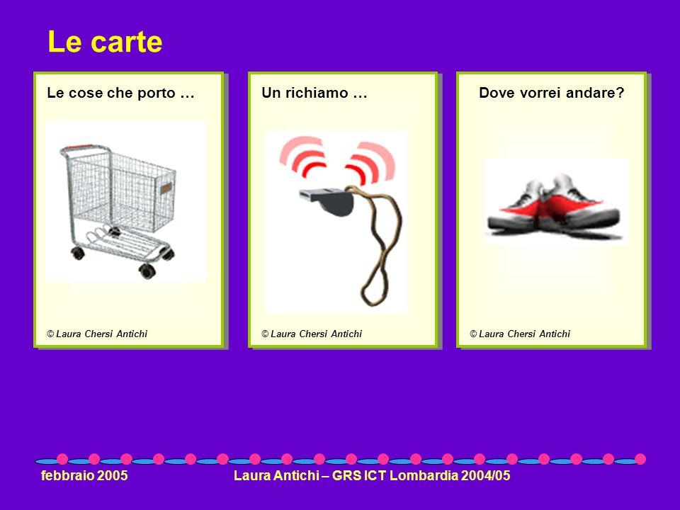 Laura Antichi – GRS ICT Lombardia 2004/05