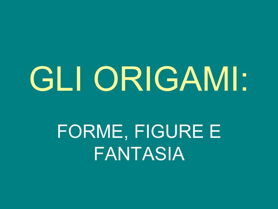 FORME, FIGURE E FANTASIA