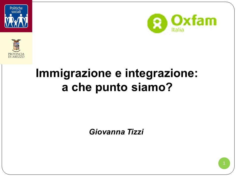 Immigrazione e integrazione: a che punto siamo
