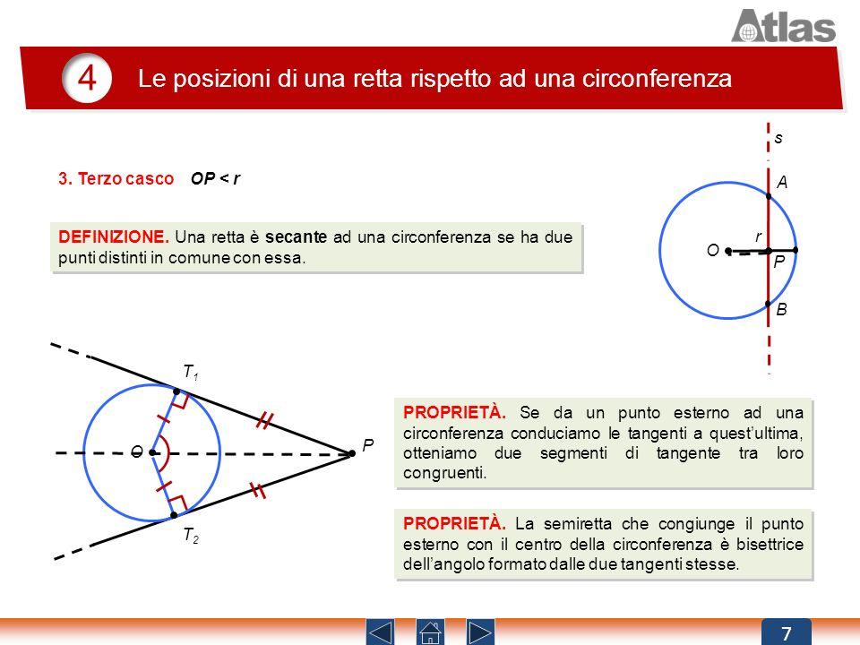 1 la circonferenza e il cerchio 1 circonferenza ppt for Punto p esterno ad una circonferenza