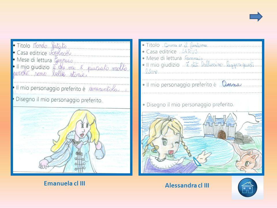 Emanuela cl III Alessandra cl III