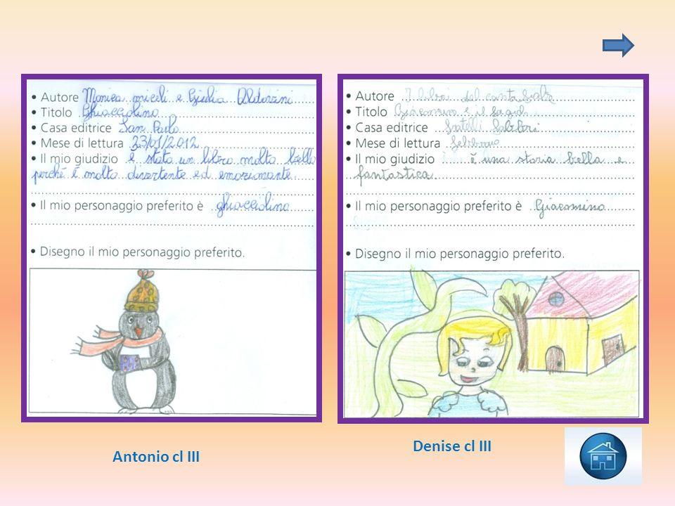 Denise cl III Antonio cl III