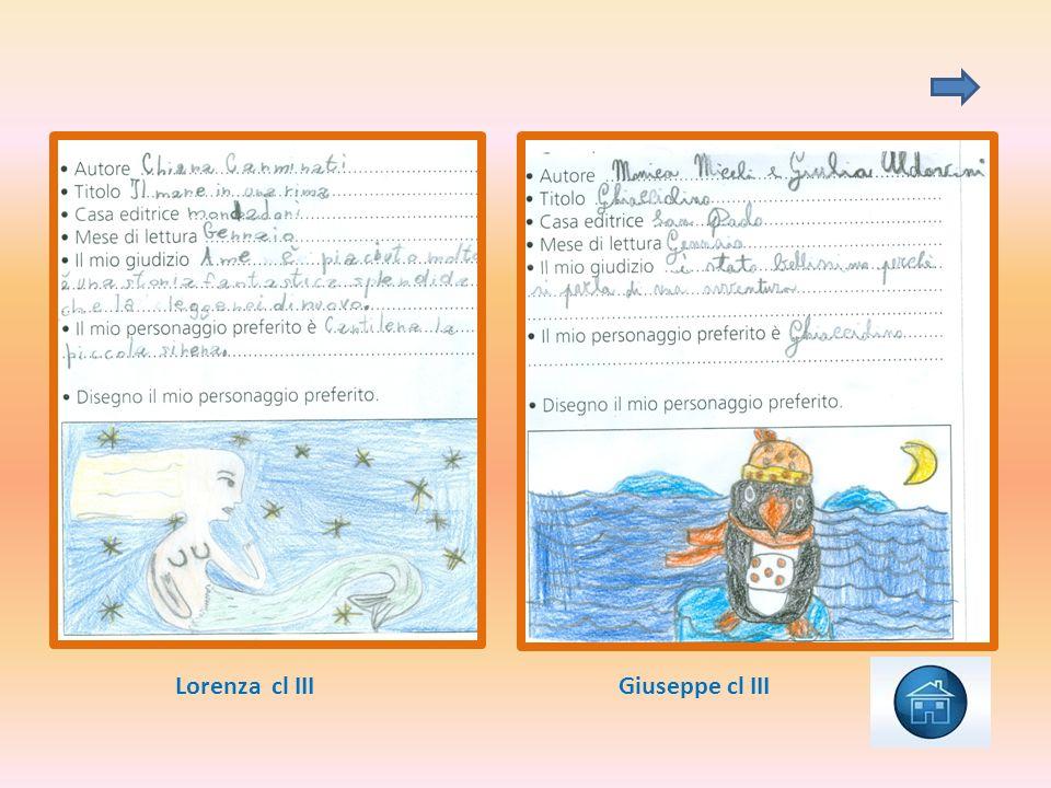 Lorenza cl III Giuseppe cl III